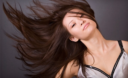 Texturing Package (a $70 value) - Eccoli Hair Salon in Lexington