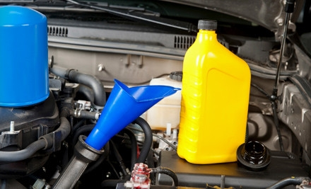 1 Full-Service Oil Change (a $40 value) - Motion Automotive Too in Denver
