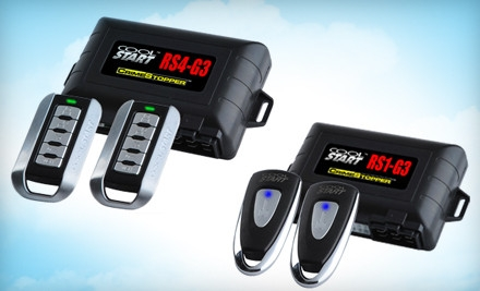 Remote Start System, Plus Security Module and Installation (a $329.99 value) - Ziebart in Biddeford