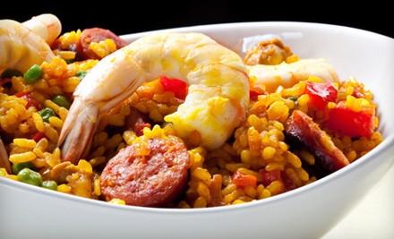 $30 Groupon for Caribbean Fare  - El Caldo Puertorican Restaurant in Kissimmee