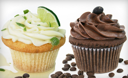 Half-Dozen Cupcakes (a $16 value) - Let Them Eat Cake! in Davis