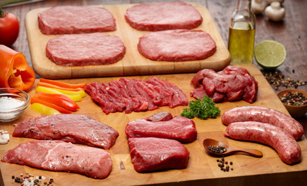 Ultimate Meat Lovers Package for a Party of Six (a $159 value) - Ultimate Meat Lover's Package in