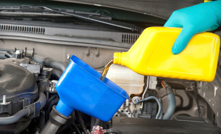 Conventional Oil Change and Tire Rotation (a $30 value) - Curry's Auto Service in Gaithersburg