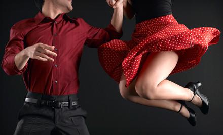 5 Dance Sessions (a $180 value) - Arthur Murray Dance Studio in Paoli
