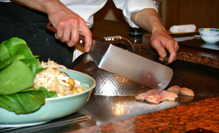 $40 Groupon for Hibachi Fare Valid Only SundayThursday in January - Osaka Sushi and Hibachi Steakhouse in Coon Rapids