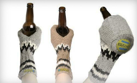 1 Scandinavian Drink Cozy (a $29.99 value) - Skuuzi in
