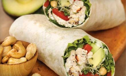 $20 Groupon to Roly Poly - Roly Poly in Tucker