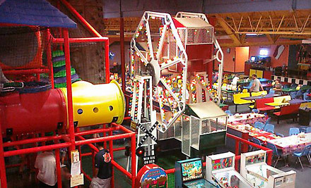 $26 Groupon Worth of Games, Attractions, and Snacks - Joker's Family Fun and Games in Portland