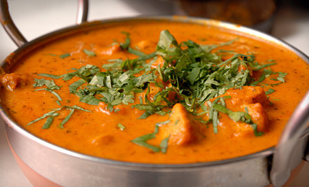 Lunch Buffet for 2 on Weekdays at 11:00AM-2:30PM - Flavors Indian Cuisine in Memphis