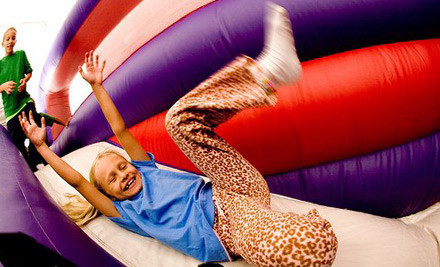5 Open Bounce Sessions (a $40 value) - BounceU in Clarksburg