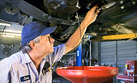 Semisynthetic Oil Change with Filter, Electronic Diagnostic Scan and 21-Point Inspection ($64 value)  - Precision Auto Masters in San Antonio