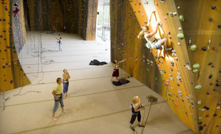 Day Pass with Rental Gear (a $20 Value) - Momentum Indoor Climbing in Sandy