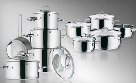 Nine-Piece Cookware Set: Provence Plus (a $400 value) - WMF Americas, Inc. in