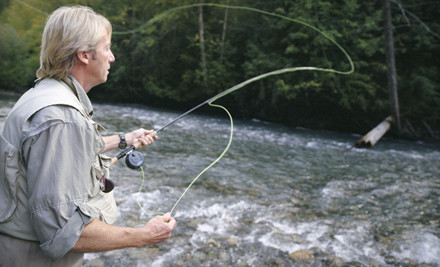 One-Hour Private Fly-Fishing Lesson for Up to 2 People - Rod & Gun Guide Services in