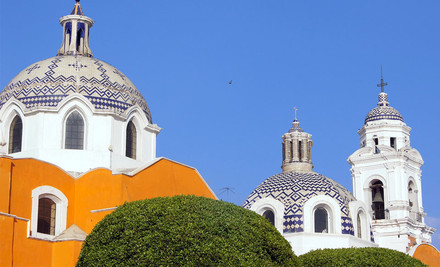 7-Day, 6-Night Puebla Culinary Vacation Package For 1 Person, Traveling Alone or with a Friend - CookingVacations.com in