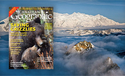 Canadian Geographic - Canadian Geographic in Edmonton