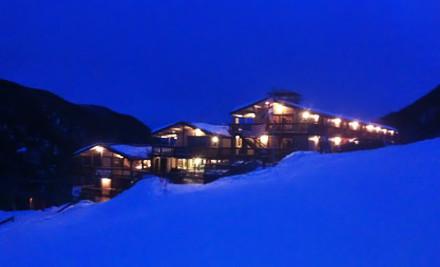 1-Night Stay in a Studio Room - Brettelberg Condominiums in Glenwood Springs