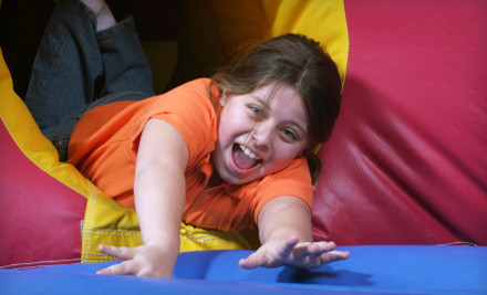 5 All-Day Bounce Passes (a $50 value) - Extreme Fun's Inflatable Playland in Roseville