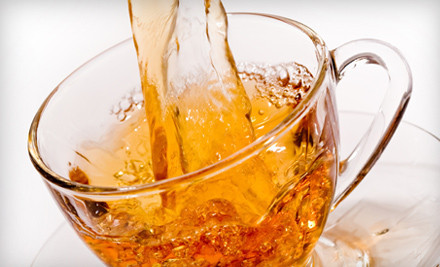 $20 Groupon - Tea Infusion in Tempe