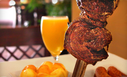 Dinner for 2 - Folia Brazilian Steakhouse in Marietta