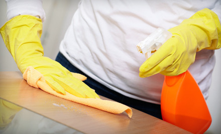 Five 2-Hour Cleaning Sessions (a $350 value) - J Services in