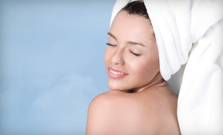 One 50-Minute Aveda Elemental Nature Facial with Eye-Zone Treatment  - Tropez Aveda Salon in Natick