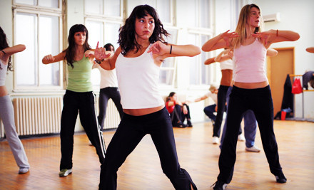 5 Zumba Classes (a $35 value) - Fitness on 7th in Salt Lake City