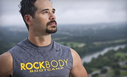 RockBody Boot Camp - RockBody Boot Camp in