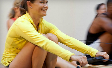 5 Indoor Rowing Classes, Indoor Cycling Classes, or Suspension Training Classes (a $109 value) - The Fitness Factory Studio of Jackson in Jackson