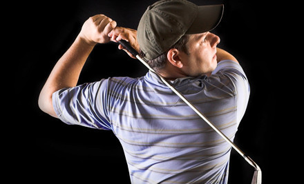 2 Buckets of Balls for Use at the Indoor Driving Range (a $20 value) - Golf USA in Limerick