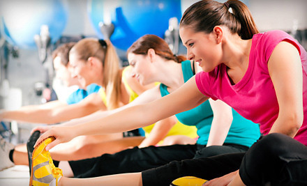 5 Fitness Class Punch Card from Jan. 6April 30 - EMPower Fitness in Portland