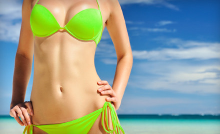 6 Laser Hair-Removal Treatments on 1 Small Area - Women's Doc MedSpa in South Barrington