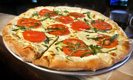 $24 Groupon to Ruby's Pizza for 2 or More - Ruby's Pizza in Deerfield Beach