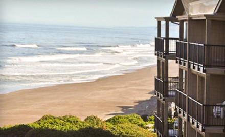 Cavalier Beachfront Condominiums - Cavalier Beachfront Condominiums in Gleneden Beach
