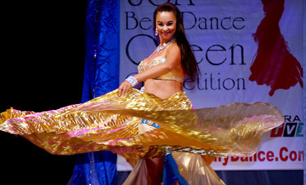 The USA Belly Dance Queen Show at the Wild Horse Pass Casino on Sat., Feb. 4 at 6PM: General-Admission - The USA Belly Dance Queen Show in Chandler