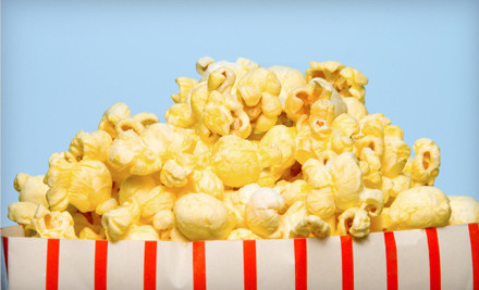 One Movie Ticket and One 46-Ounce Popcorn (a $13 value) - Searstown 10 in Titusville