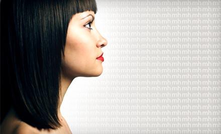 1 Haircut (up to a $75 value) - Jenni Mason-Teague at Muse Hairdressing in Petaluma