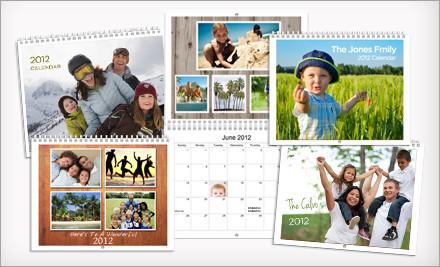 A Premium Calendar (a $30 value) - Picaboo in