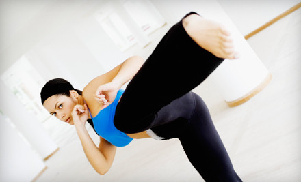 10 Classes (a $100 value) - Impact! Kickboxing Fitness in San Carlos