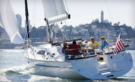 2-Hour Introductory Sailing Lesson for Two (a $295 value) - Sail Ventures USA in Kemah