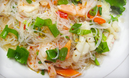 Authentic Thai-Lao Dinner for 2 on Friday or Saturday (a $31 value) - Pho Thai-Lao Kitchen in Maywood