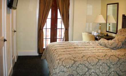 1-Night Stay for Up to Two in a Historic or Courtyard Room - Hotel El Capitan in Van Horn