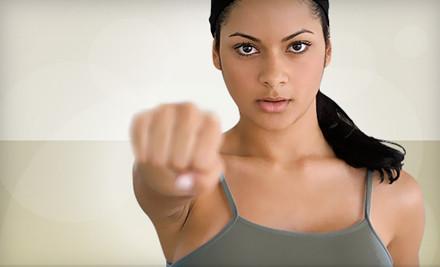 Basic Self-Defense Class for 1 Person (a $35 value) - Divas In Defense in Atlanta