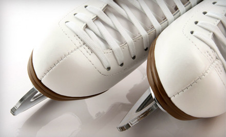Admission and Skate Rental for Two - Rocket Ice Arena in Bolingbrook