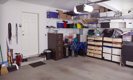 Complete Cleaning for a 1-Car Garage (a $399 value) - Sampaio Services Company in