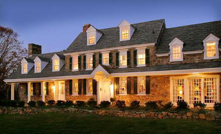 1-Night Stay for Two in an Estate Room, Valid Monday-Thursday - Chimney Hill Estate & The Ol' Barn Inn in Lambertville