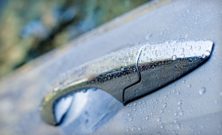 5 Gold Washes (a $99.95 value) - The Wave Car Care Center in Westminster