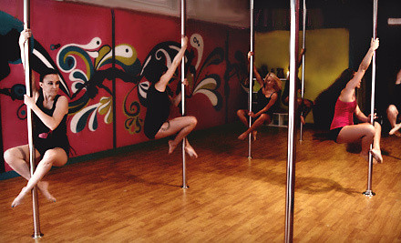 Two 90-minute Pole-Dancing Fitness Classes (a $60 value) - Studio Goddess in Nashville
