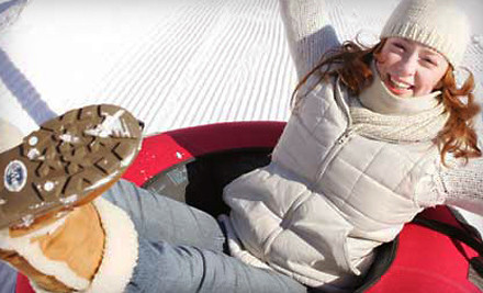 2 Hours of Snow Tubing for 2 on a Thursday or Friday (a $40 value) - Mountain Creek in Vernon