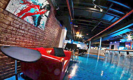 $20 Groupon to MyTie Lounge  - MyTie Lounge in Brunswick